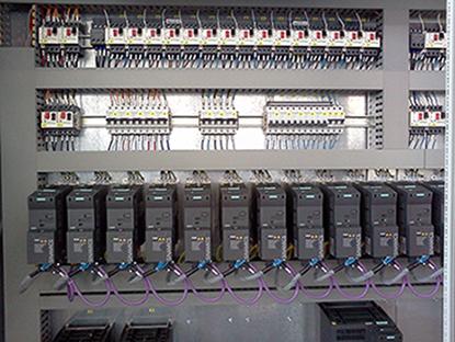 cablaggio quadro - progettazione impianti elettrici civili